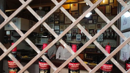 Vermouth Yzaguirre en Santa Tecla