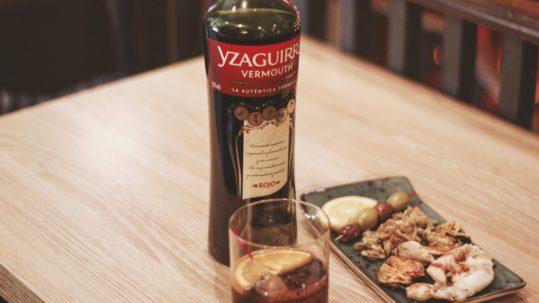 Comidas alternativas con vermut