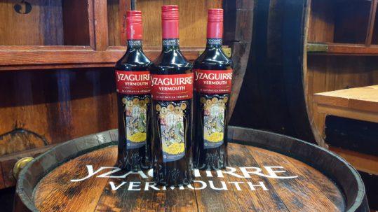 Santa Tecla 2020 Vermouth Yzaguirre